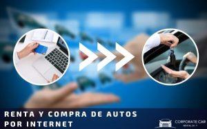 Compra y renta de autos por Internet