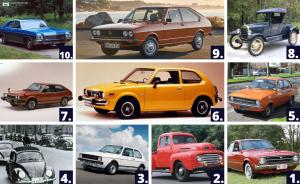 Los autos más vendidos del mundo