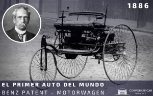 ¿Cuál fue el primer auto del mundo?